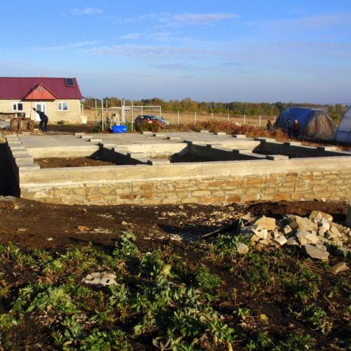 základy obchodu se zeleninou, Drochia, Moldavsko